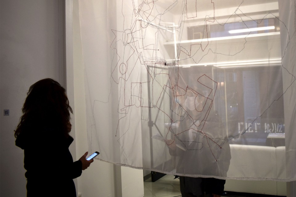 The Showcase - non reserved AIR Artist in Residence